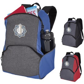 On the Move Two-Tone Backpack
