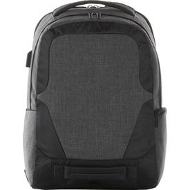 "Overland 17"" TSA Computer Backpack with USB Port"