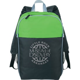 Popin' Top Color Compu-Backpack