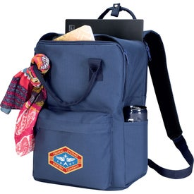 Preppy Computer Tote-Pack