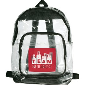 Rally Clear Backpacks
