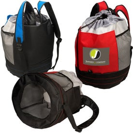 Customized Sand Backpack
