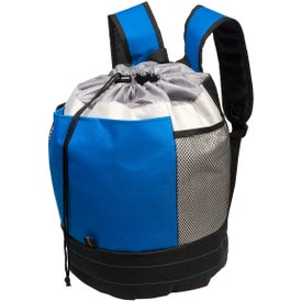 Sand Backpack Printed with Your Logo