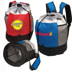 Logo Sand Backpack