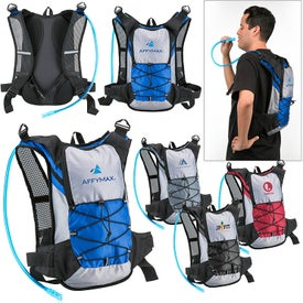 Santa Cruz Hydration Backpack