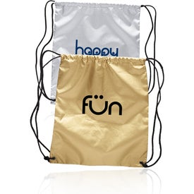 Shiny Classic Drawstring Backpack