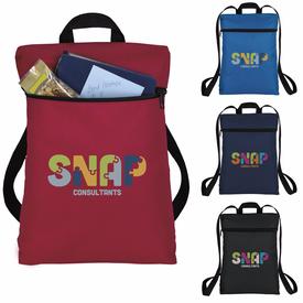 Simple Zip Backpack