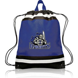 Small Reflective Drawsting Backpacks