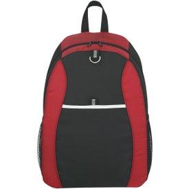 Polyester Sport Backpack Giveaways