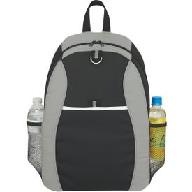 Personalized Polyester Sport Backpack