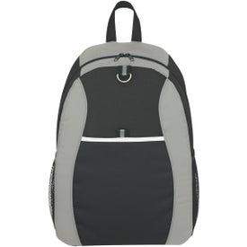 Advertising Polyester Sport Backpack
