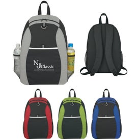 Polyester Sport Backpack for Your Company