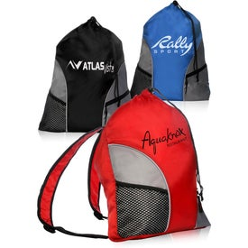 Sporter Drawstring Backpack