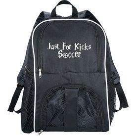 Sportin' Match Ball Backpack