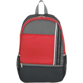 Monogrammed Sports Backpack