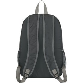 Sports Backpack with Your Slogan
