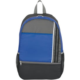 Promotional Sports Backpack with Adjustable Straps