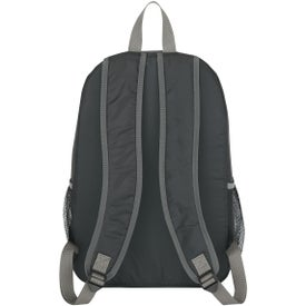 Sports Backpack with Adjustable Straps Printed with Your Logo