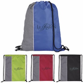 Standout Drawstring Backpack