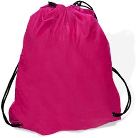 Custom Super Saver String Backpack