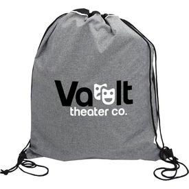 The Trendsetter Polycanvas Drawstring Backpack