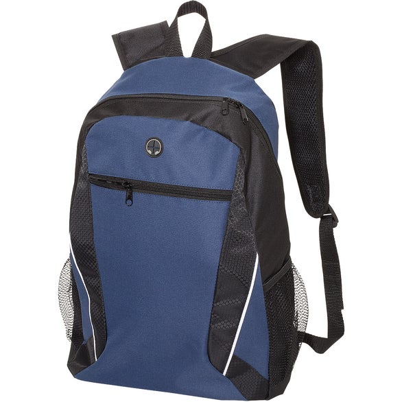 Navy Too Cool For School Backpack