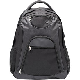 Transit Backpack with USB Port
