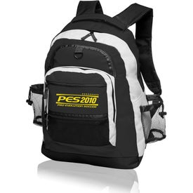 Two Tone Travelers Backpack