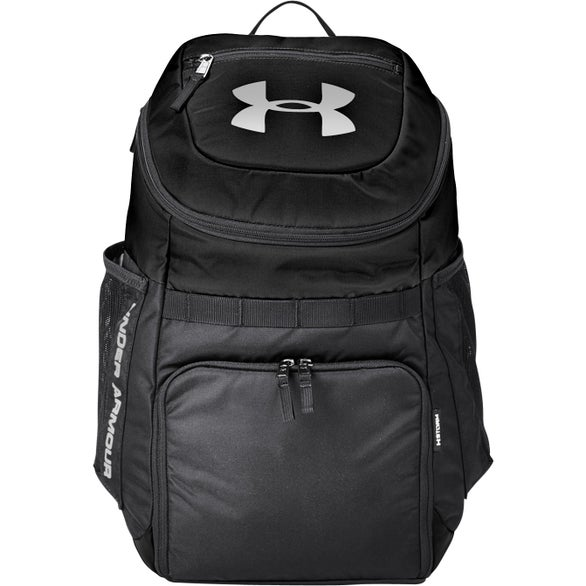 Black / White Under Armour UA Undeniable Backpack
