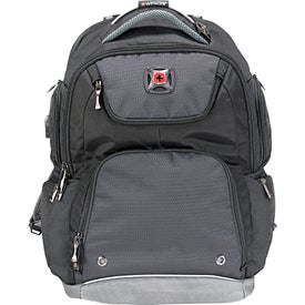 """Wenger Odyssey Pro-Check 17"""" Computer Backpack"""