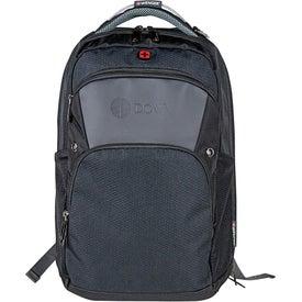 """Wenger Pro 17"""" Computer Backpack"""
