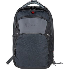 "Wenger Pro 17"" Computer Backpacks"