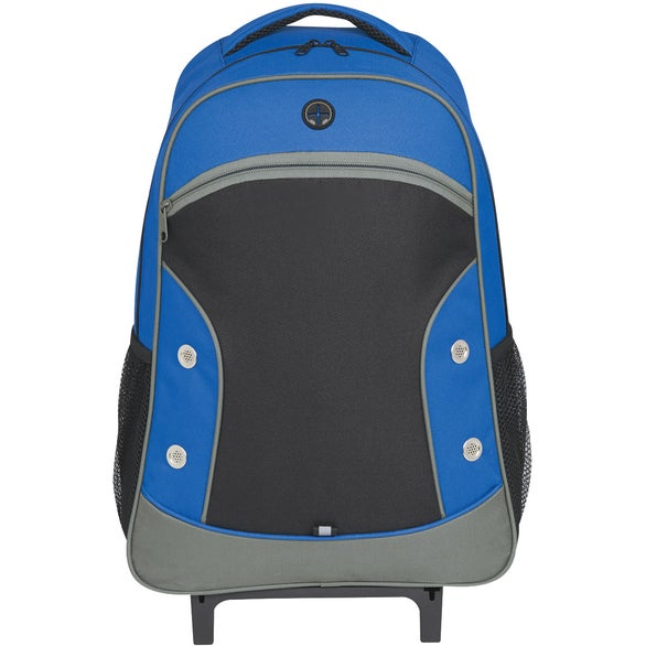 Promotional World Tour Rolling Backpacks with Custom Logo for ...
