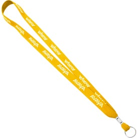 "One Ply Cotton Lanyard (0.625"" x 35"")"