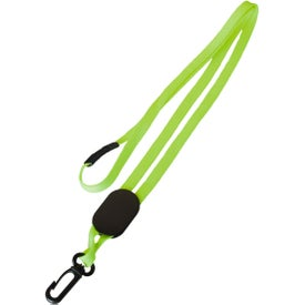 "Adjustable Lanyard (3/8"", 25"" Length)"