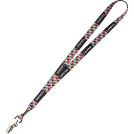 Heavy Weight Satin Lanyards (0.625