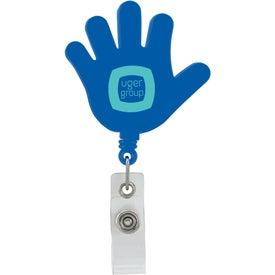 Hi Five Badge Holder