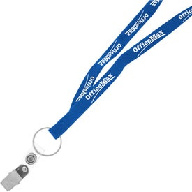 Recycled Econo Lanyards