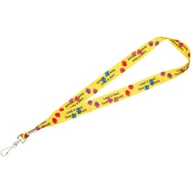 "Sublimation Lanyard (1"")"