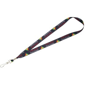 "Sublimation Lanyard (3/4"")"
