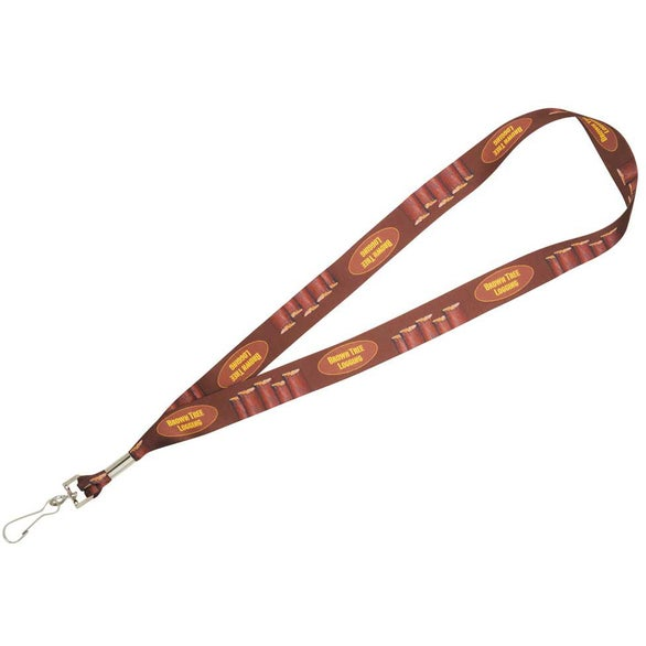 Full Color Imprint Sublimation Premium Lanyard