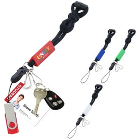 Utility Lanyard With Attachments