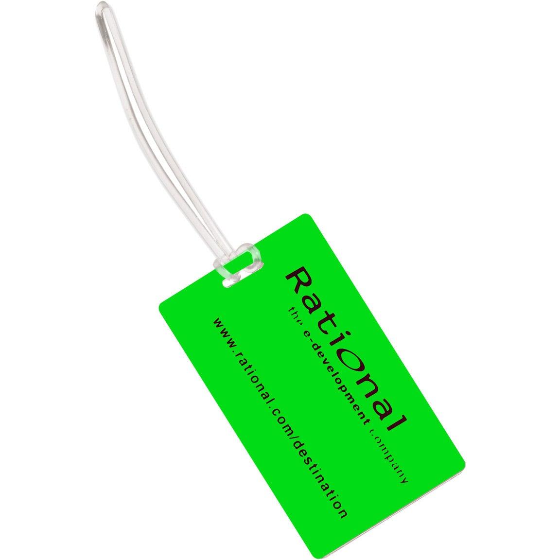 Corsair Kwik Seal Luggage Bag Tag (Stock Color)