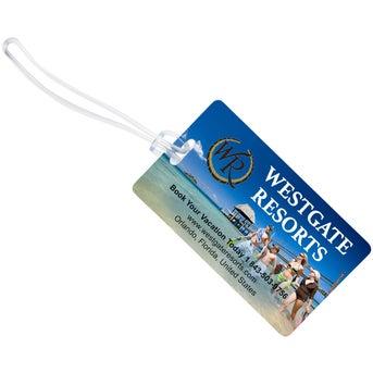 Corsair Kwik Seal Luggage Bag Tag (Full Color)