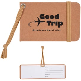 Kraft Paper Luggage Tags