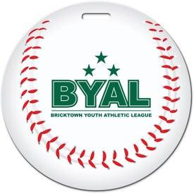 Luggage Tag (Baseball)