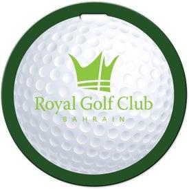 Luggage Tag (Golf Ball)