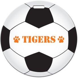 Luggage Tag (Soccer Ball)
