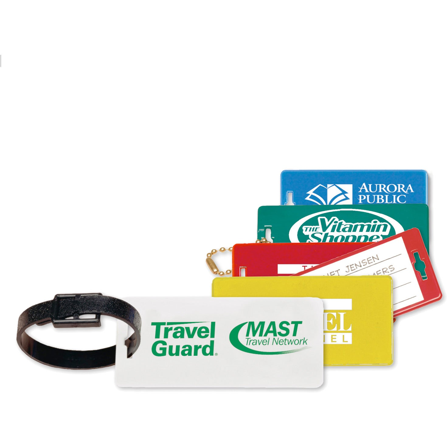 4e438317c378 Luggage Tag (USA Made)