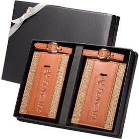 Sierra Luggage Tag Gift Set